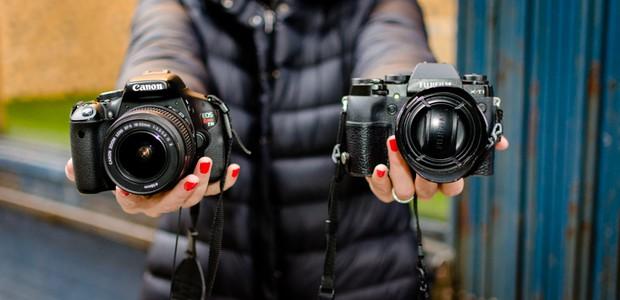 Fotografie Grundlagen der Kameratypen